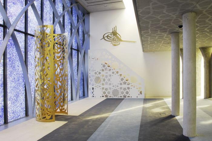 مسجد پنزبرگ آلمان؛ منتخب مسابقه زیباترین معماری