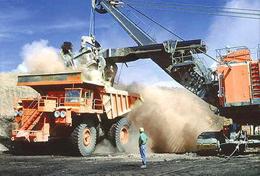 آغاز عملیات جدید خاکبرداری معدن هجدک