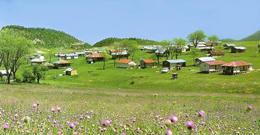 اولین دهکده توریستی البرز در کمالشهر کلنگ زنی شد