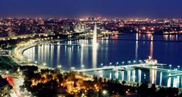 مرکز تجاری ایران در باکو احداث می شود