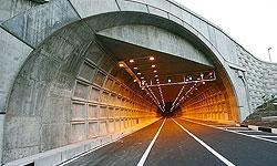 نخستین تونل دوطبقه کشور به بهره برداری می رسد