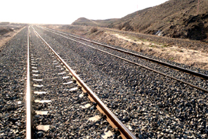 عملیات احداث خط آهن چابهار- مشهد آغاز شد