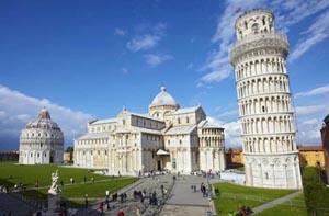 مرمت برج «پیزا» سال آینده میلادی پایان می یابد