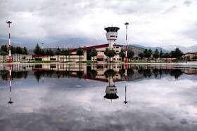پروژه های ارتقای ایمنی فرودگاه یاسوج بهره برداری شد