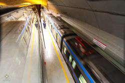 افزایش ظرفیت حمل مسافر مترو در شیراز