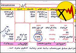 اولین قبض جدید برق بر اساس هدفمندی یارانهها ۱۵ بهمن در دست مردم