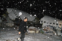 ناگفته های سقوط هواپیمای بویینگ ۷۲۷ ارومیه از زبان بازماندگان