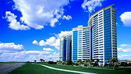 معرفی بزرگترین پروژه ساختمانی در کیش به عنوان طرح برتر کشور