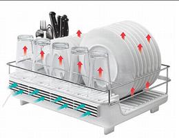 فناوری که شما را از خشک کردن ظرفها نجات می دهد!