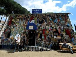 هتل زباله، جاذبه گردشگری جدید اسپانیا