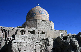 مسجدجامع ورزنه در استان اصفهان مرمت میشود