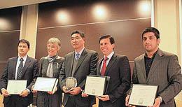 جایزه جهانی حملونقل؛ تهران سوم شد