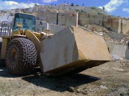 بازنگری در تعرفه صادرات سنگهای خام ساختمانی