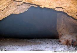 آتش غار باستانی پبده سرانجام با همت کوهنوردان خاموش شد