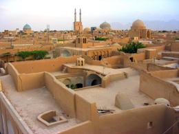 یزد؛ شهر دوچرخه ها و دوچرخه سوارهای قدیمی