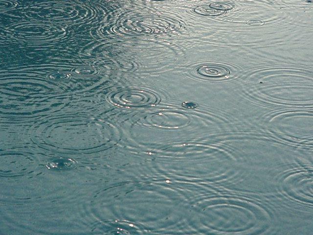 روزهای آخر هفته هوا بارانی است