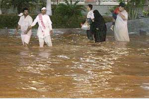 وقوع سیل در کرمان و سیستان و بلوچستان