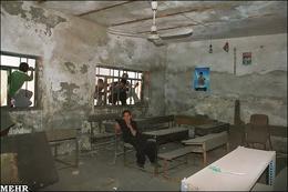 روستایی که زنگ زد/ محرومیتی تمام عیار در جوار کارخانه فولاد
