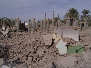 زلزله ۵/۱ ریشتری فاریاب را لرزاند