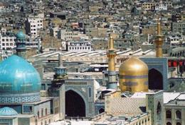 معماری اسلامی باید در تمام نقاط شهری مشهد مشهود باشد