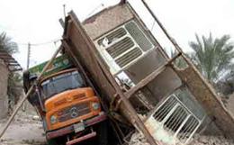 زلزله هفته گذشته خلخال بیش از ۱۷۰ میلیارد ریال خسارت داشت