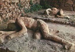 شهر پمپی: زندگی و مرگ زیر سایه وسوویوس