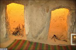 مردم غارنشین منطقه تخت نرم ایلام منتظر توجه ویژه مسئولان