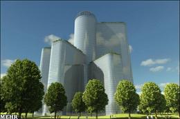 تصاویر گورستانهای آینده/ ساختمان ۳۴ طبقه زیستی با گنجایش ۶۰ هزار قبر!