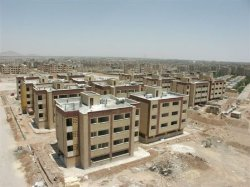 بازسازی ۸۰۰ واحد مسکونی فرسوده در امیدیه