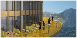 بهرهبرداری رسمی از رستوران گردان برج میلاد در اردیبهشت امسال