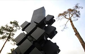 ساخت و نصب مجدد مجسمه صوفی رازی در جنوب تهران