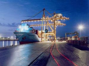 سه فروند کشتی کشتیرانی دریای خزر تعمیر شد