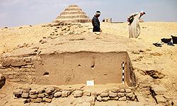 شهرزیرزمینی نوش آباد یکی از آثار ارزشمند میراث فرهنگی ایران است