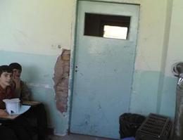 بازسازی همه مدارس تخریبی