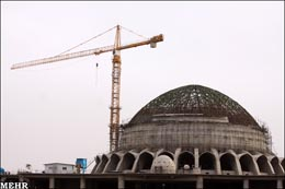گزارش تصویری / پروژه ناتمام مصلای امام خمینی در تهران