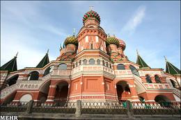 گزارش تصویری/ میدان سرخ مسکو