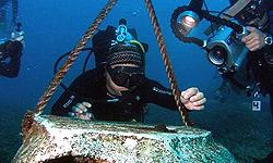 کنوانسیون میراث فرهنگی زیر آب ترویج داده شود