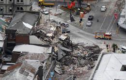 دولت نیوزلند خانههای زلزلهزده را میخرد