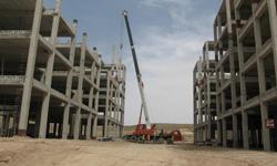 بازار «داربست» خوشحال از ساخت و سازها