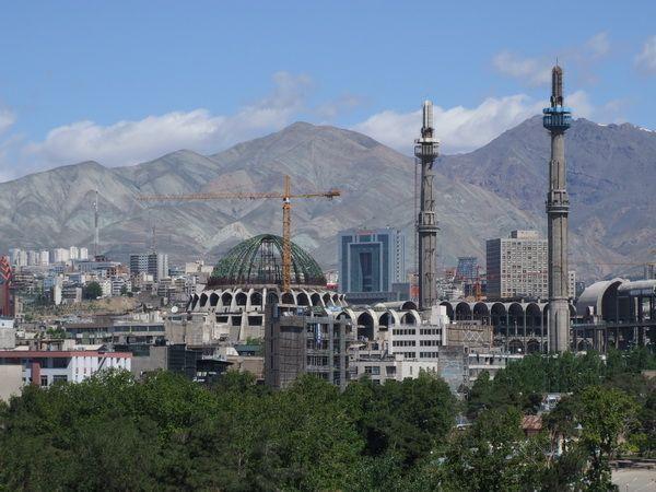 معاون وزیر مسکن: بزرگترین گنبد جهان در ایران در دست ساخت است