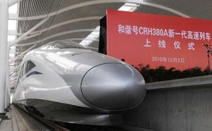 صادرات نخستین قطار سبک چین به ترکیه