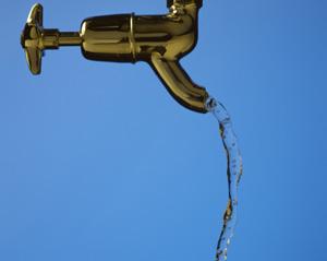 قطع شش انشعاب غیر مجاز آب در شهر جدید هشتگرد