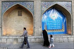 معماری اصفهان در محاصره آلودگیهای بصری