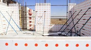پیشرفت فنی صنعتی سازی مسکن در فاز ۵ شهر جدید پرند