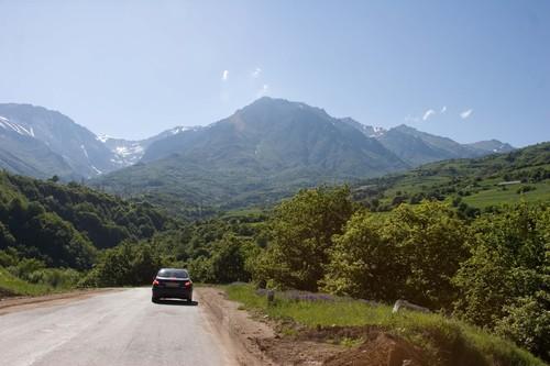 برخورداری ۳۲ روستای شهرستان سقز از راه روستایی آسفالته