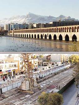 رفع خشکی زاینده رود هفت سال طول میکشد