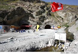 آخرین وضعیت آزاد راه تهران - شمال
