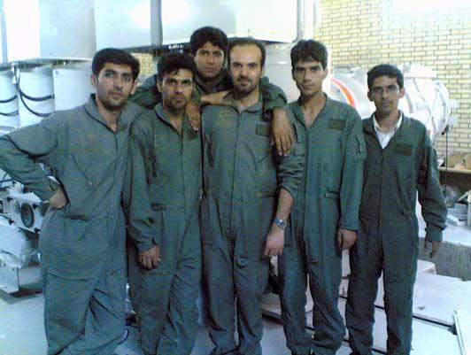 ۷ مهندس ایرانی در سوریه آزاد شدند