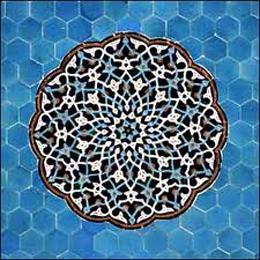 هنر کاشی معرق یزد مورد استقبال کشورهای حاشیه خلیج فارس قرار گرفت