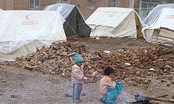 زلزله منطقه دهرم فراشبند فارس را لرزاند